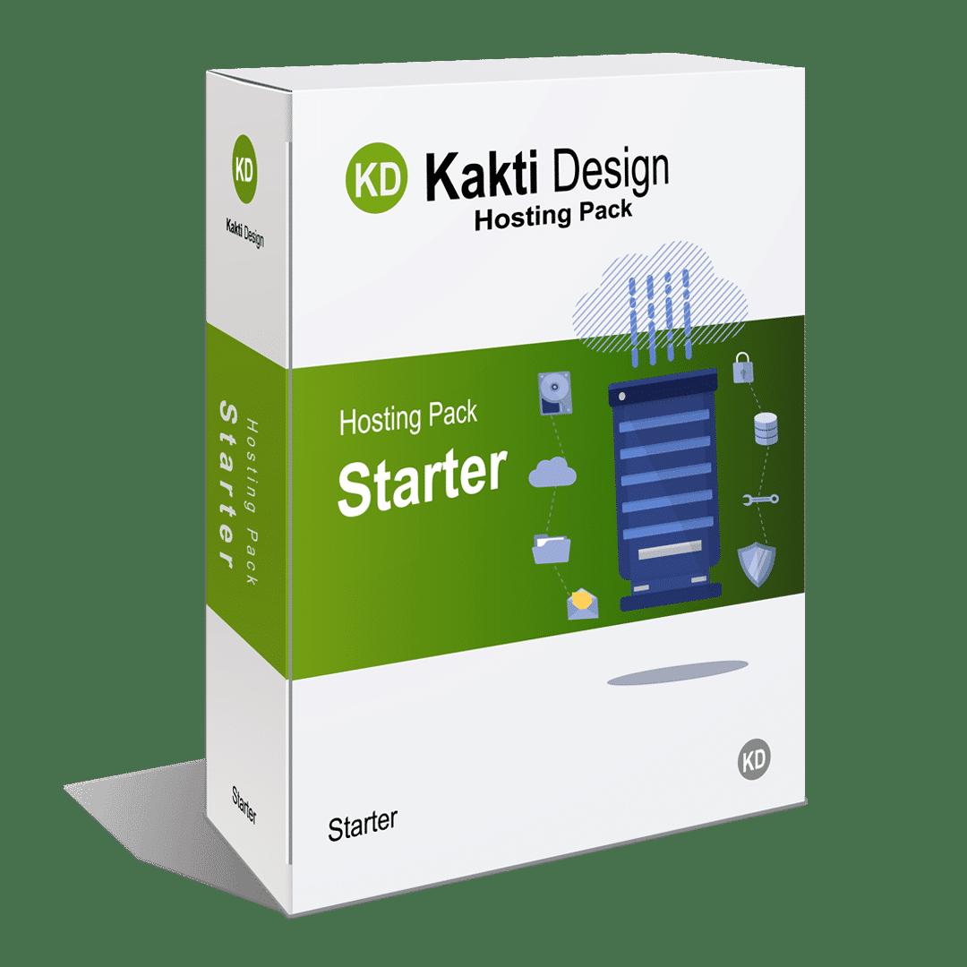 Hosting Starter Pack
