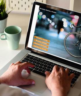 Bicicletas Nuevas y Usadas
