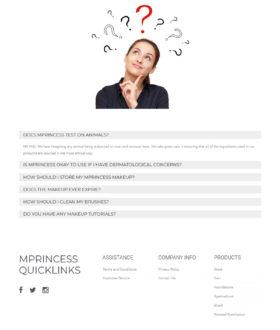 mPrincess-faqs