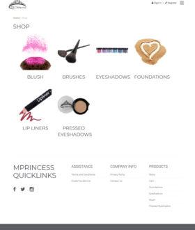 mPrincess---shop